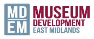 East Midlands Museum Development logo