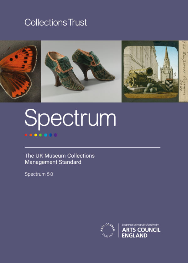 Cover of printed Spectrum