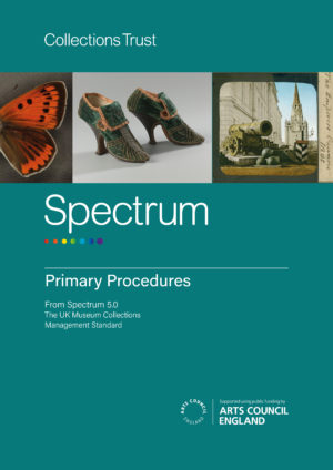 Cover of printed Spectrum Primary procedures