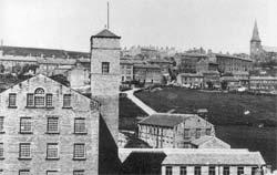 Victoria Mill in 1905