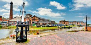 Docks scene