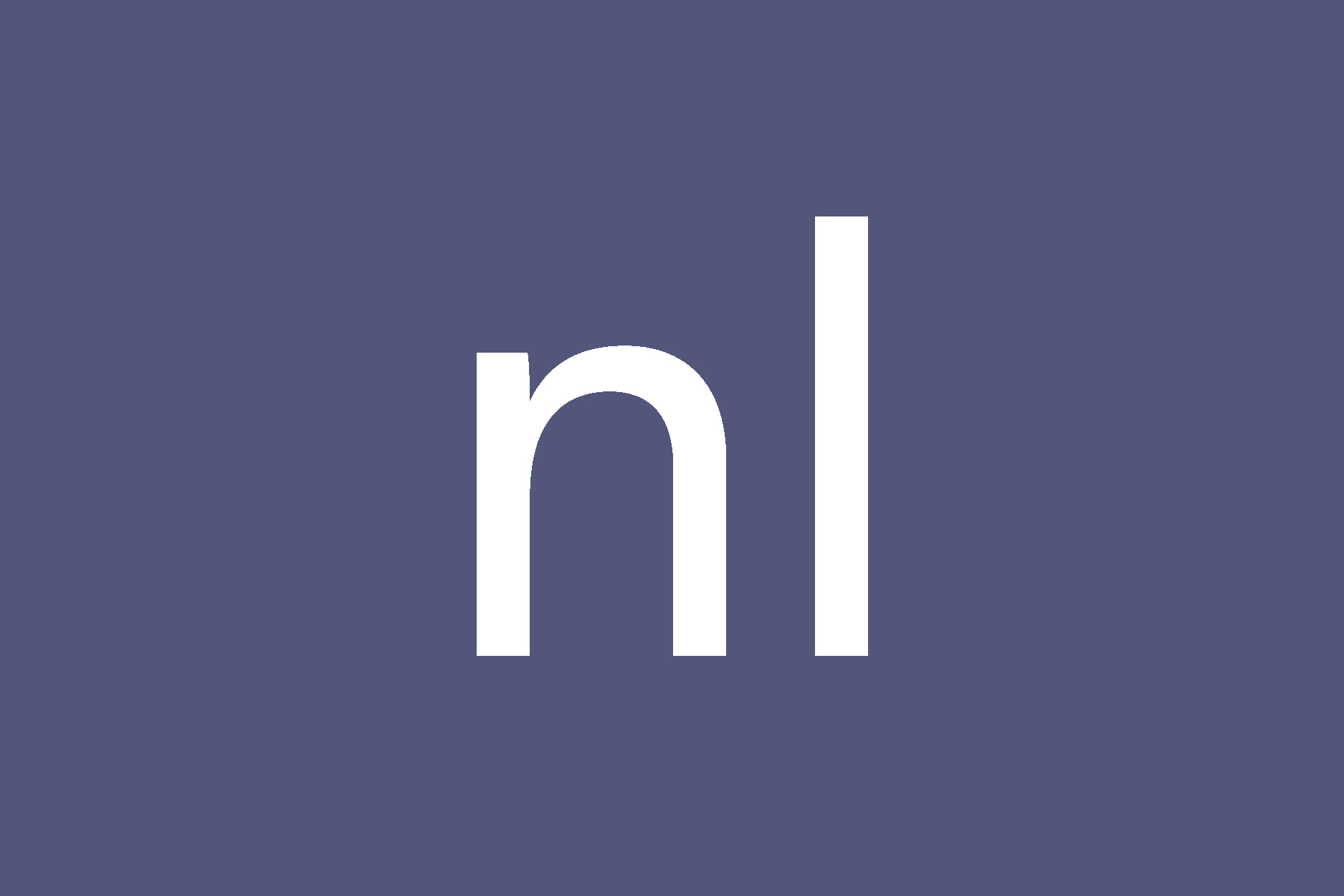 ISO 639-1 language code for Dutch: NL