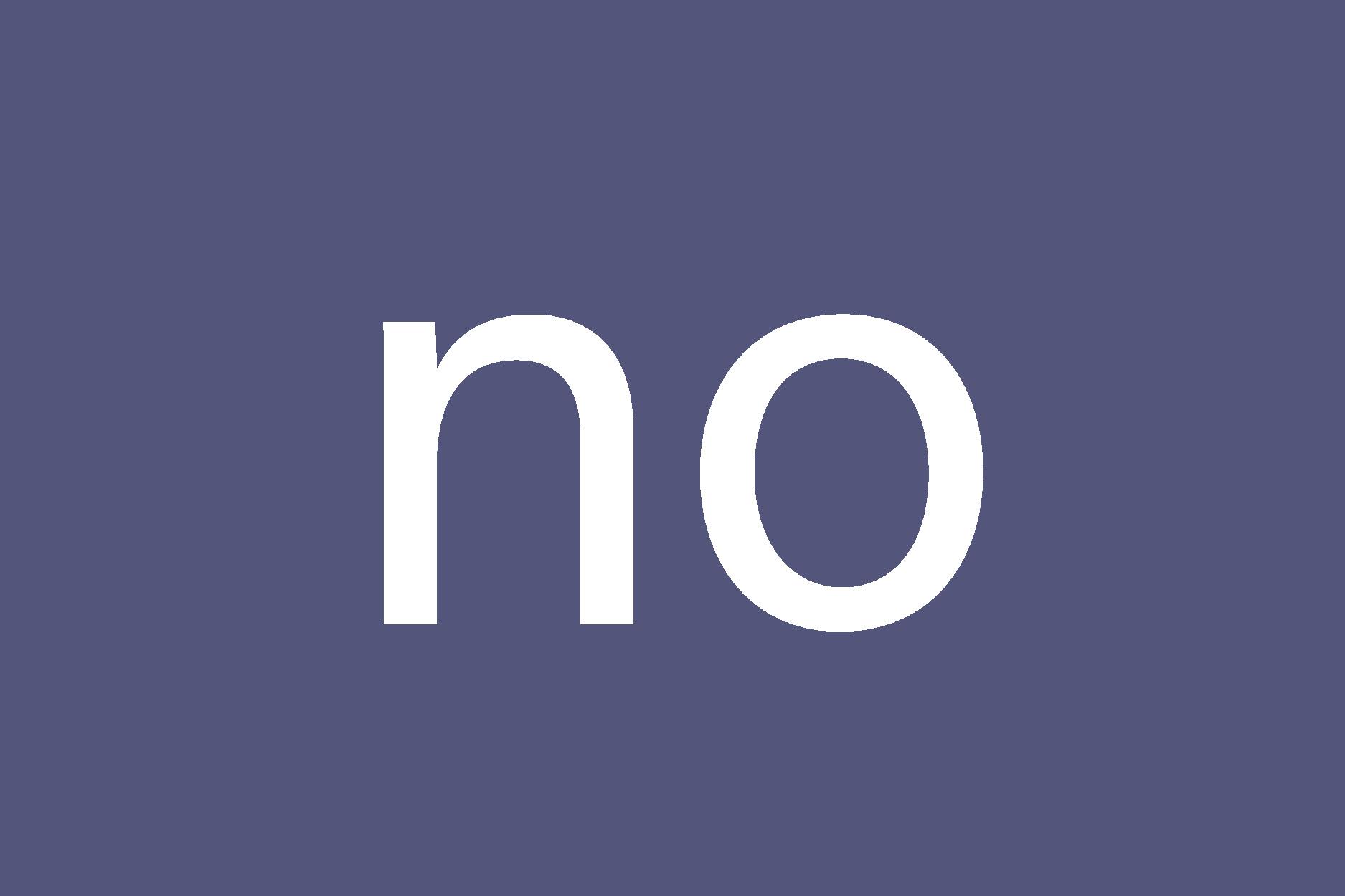 ISO 639-1 language code for Norwegian: NO