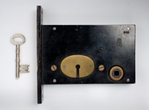 Lock manufactured for asylum