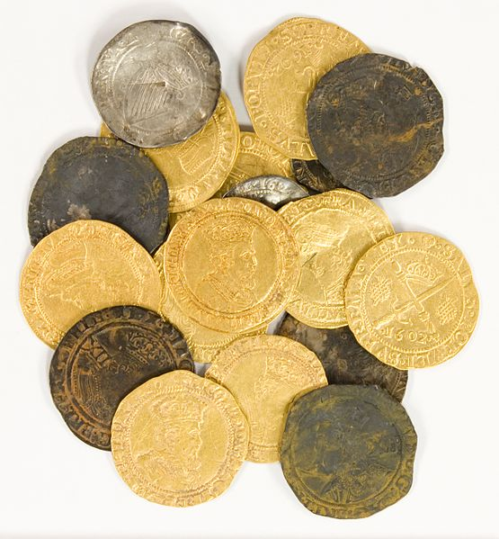 The Taunton Hoard. CC-BY-SA Portable Antiquities Scheme/Trustees of the British Museum.